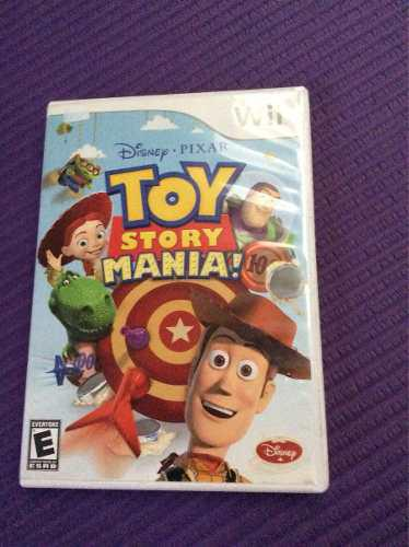 Toy story mania para wii