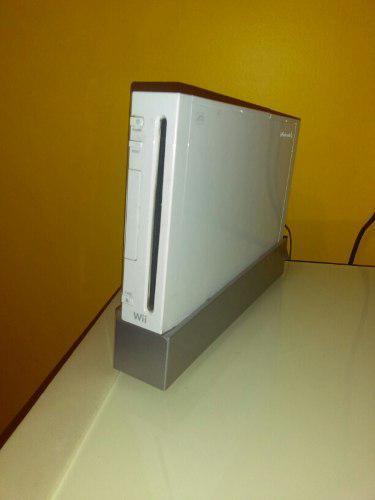 Wii con dos juegos y dos controles