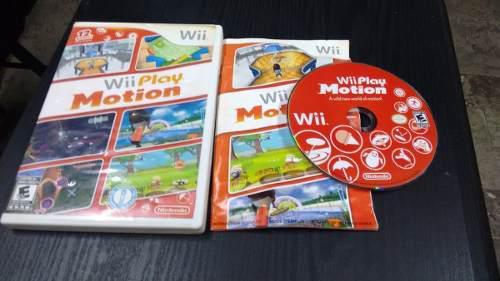 Wii play motion sin instr para nintendo wii,funcionando bien