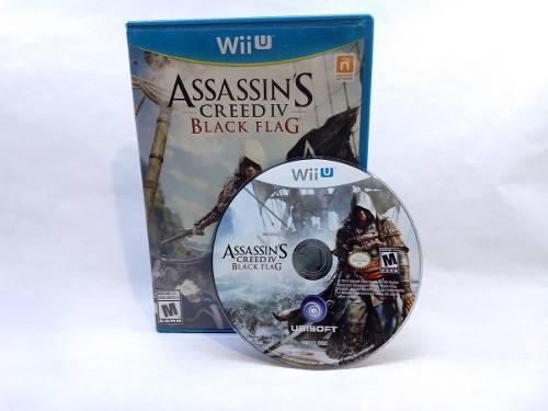 Assassins creed iv black flag wiiu gamers code**