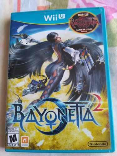 Bayonetta 1 y 2 wii u