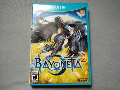 Bayonetta 2 original para nintendo wii u