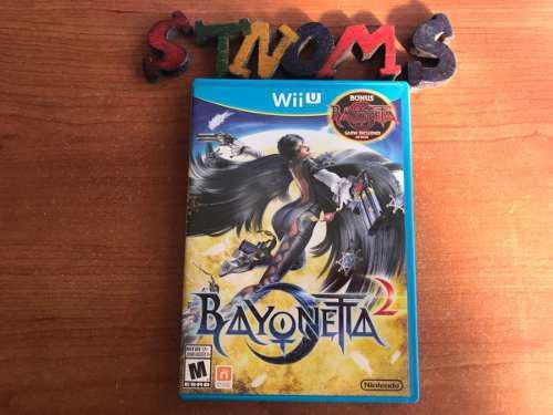 Bayonetta & bayonetta 2
