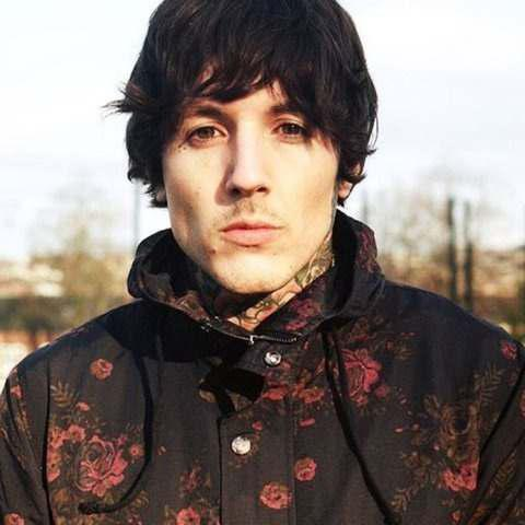 Chamarra drop dead bring me the horizon oliver sykes bloom