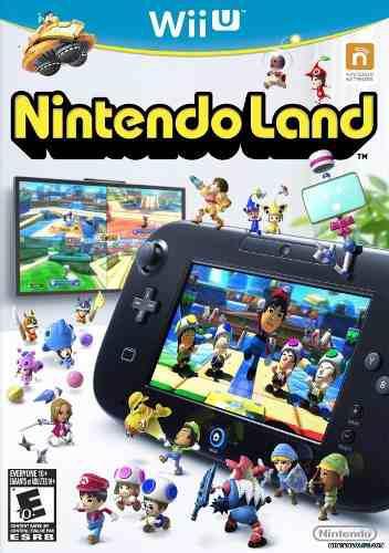 Nintendo land wii u nuevo