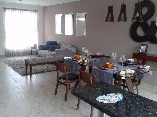 Residencial con casas muy amplias equipadas al 100% 15 min