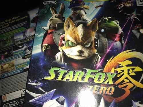Star fox nuevo y sellado 2 juegos en 1