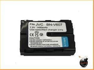 Bateria pila p / videocamara jvc bn-v607
