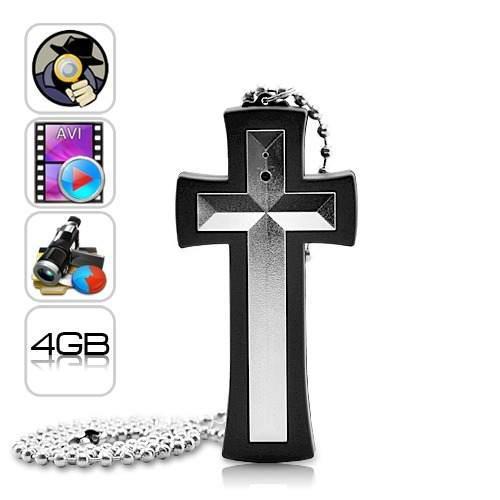 Cámara espía cruz:16gb la mejor videocámara digital