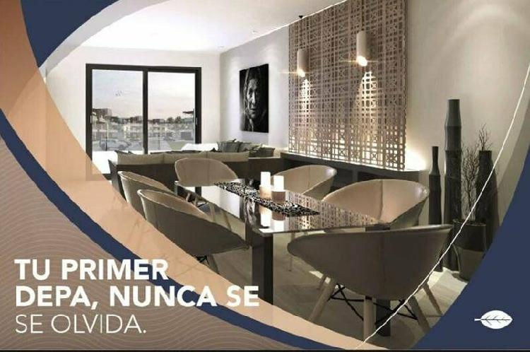 Departamento residencial| construccion: 112m2