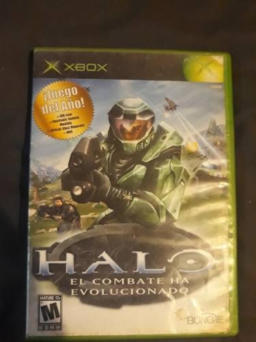 Halo 1 combat envolved xbox clasico