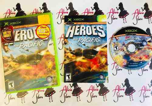 Heroes of the pacific para xbox clasico