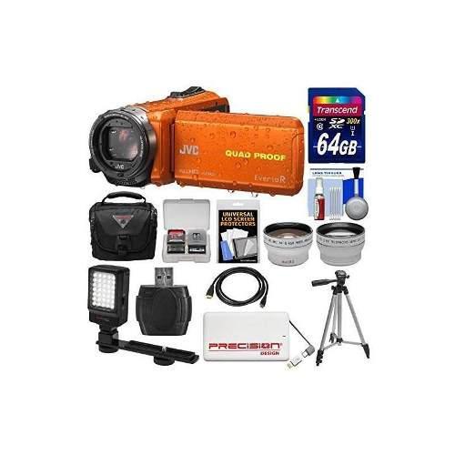 Jvc everio gz-r440 videocámara con cámara de video digital