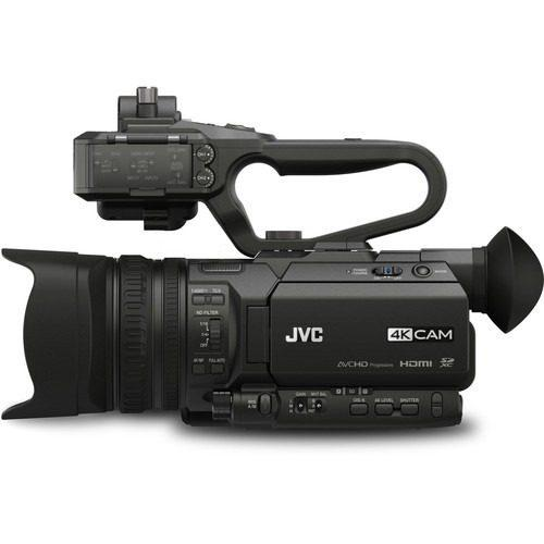 Jvc gy-hm170ua videocamara profesional 4kcam