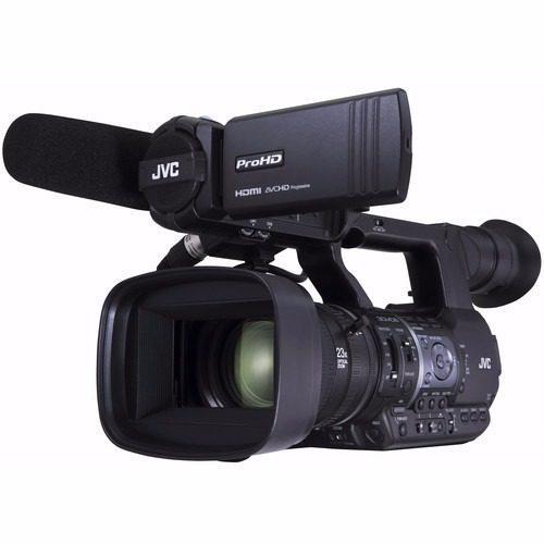 Jvc Gy-hm660 Prohd Videocamara Profesional