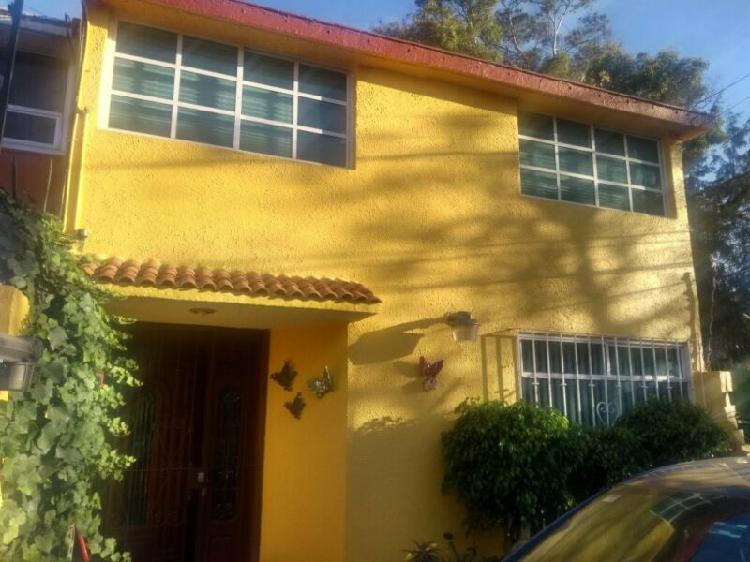 Linda casa en renta en ciudad satélite