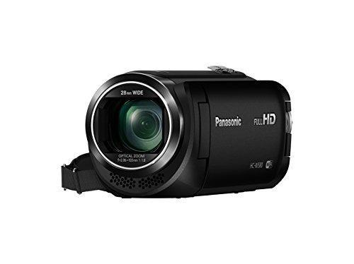 Panasonic hc -w580k videocamara full hd con wi-fi, construid