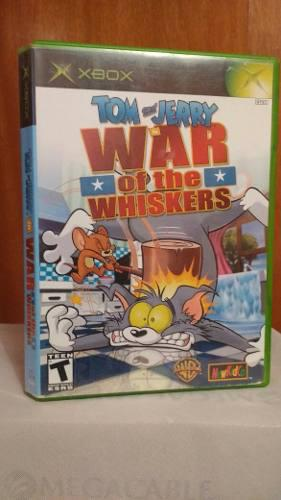 Tom and jerry war of the whiskers xbox compat xbox 360 od.st