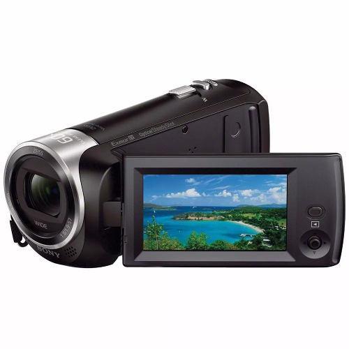 Videocamara sony handycam hdr-cx405 9.2mp full hd nueva 18ms
