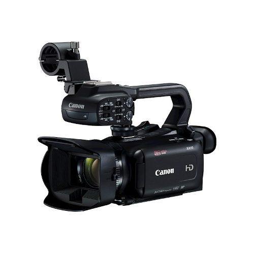 Videocámara profesional canon xa15 hd sdi sd dual