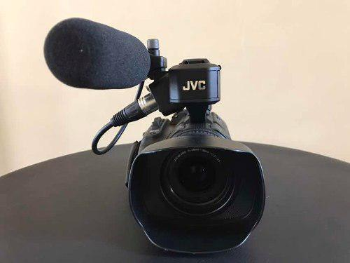 Videocámara profesional jvc 4k modelo gy-hm170u