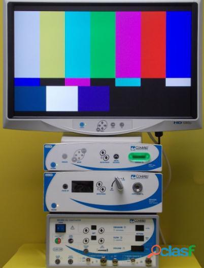 Torre de laparoscopia conmed linvatec