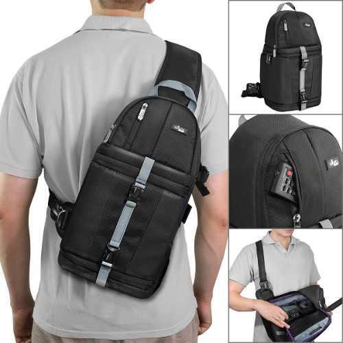 Altura photo camera sling mochila para cámaras dslr