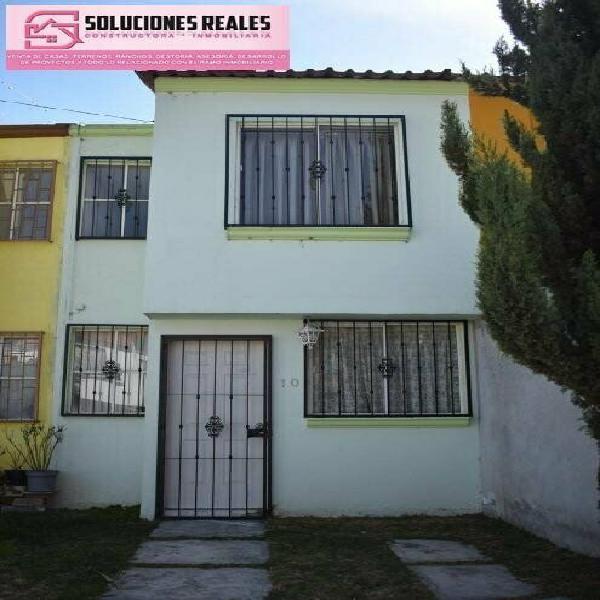 Casa en venta en san diego metepec tlaxcala $580,000