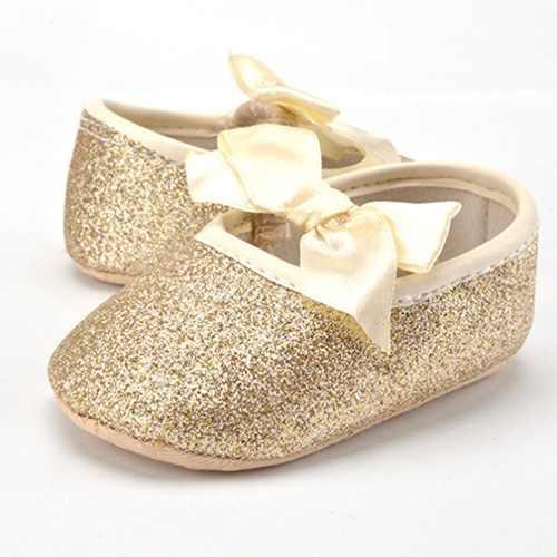 Modernización recién nacido bebé zapatos con lindo arco n