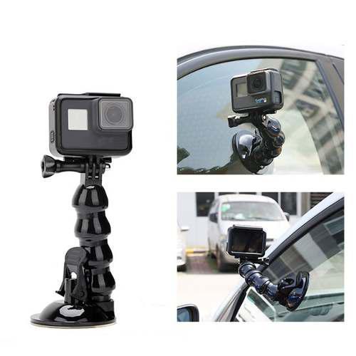 Ventosa de suction cámara gopro hero 7/6/5 sjcam celular
