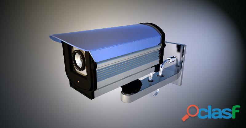Cámaras de seguridad vigilancia reparación instalación venta