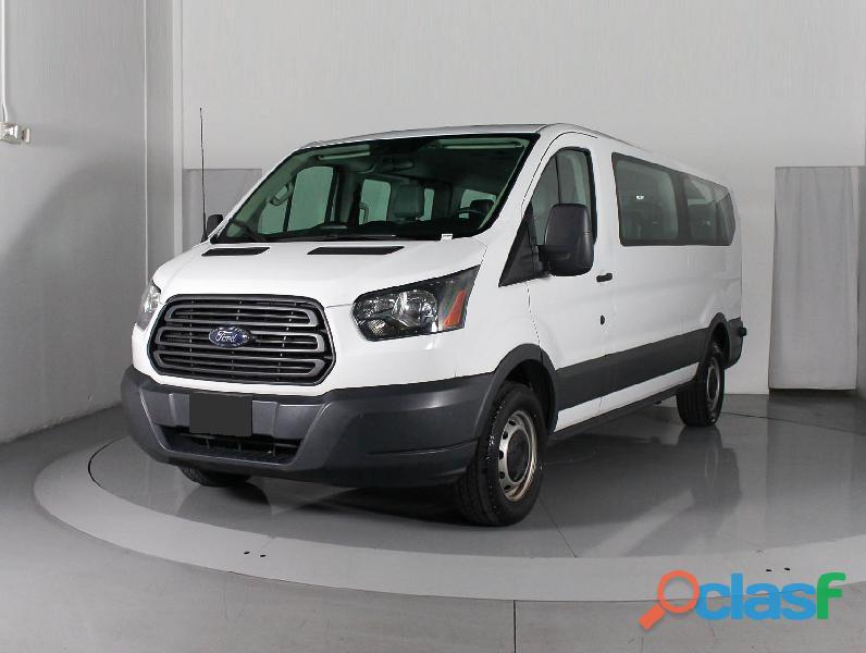 Ford transit 2015 de 14 pasajeros