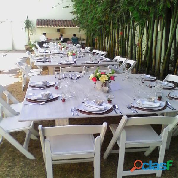 Jardín para eventos en renta