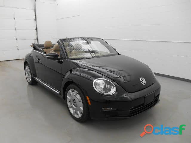 Volkswagen beetle sport 2016