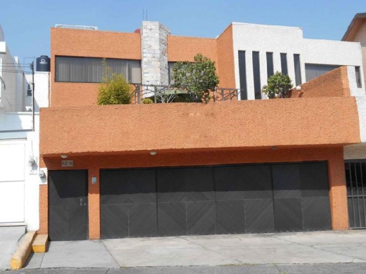 Casa en venta en ciudad satélite, naucalpan rcv-3636
