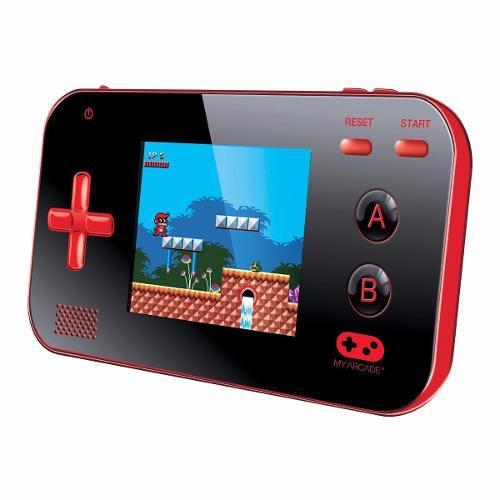 Consola portatil 200 juegos 2.4 pul dgun-2889 ibushak gaming