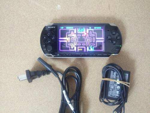 Consola psp slim con juegos 3n la memoria