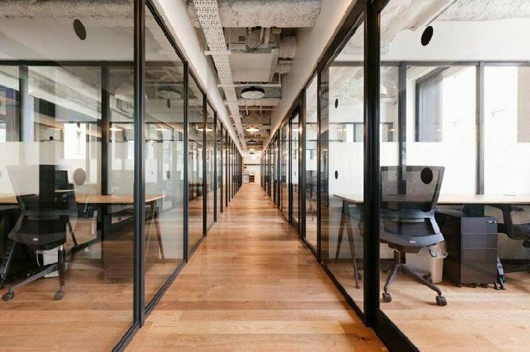 Hurban renta oficinas totalmente equipadas en guadalajara. /
