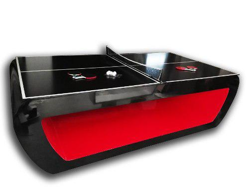 Mesa de billar 3 en 1 convertible diseño unico