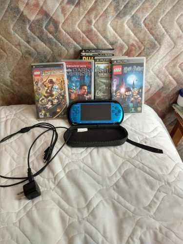 Playstation portable (psp) modelo 3010