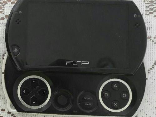 Psp go negro chipeada juegos cargador original sin problemas
