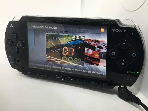 Sony psp 1000 color piano
