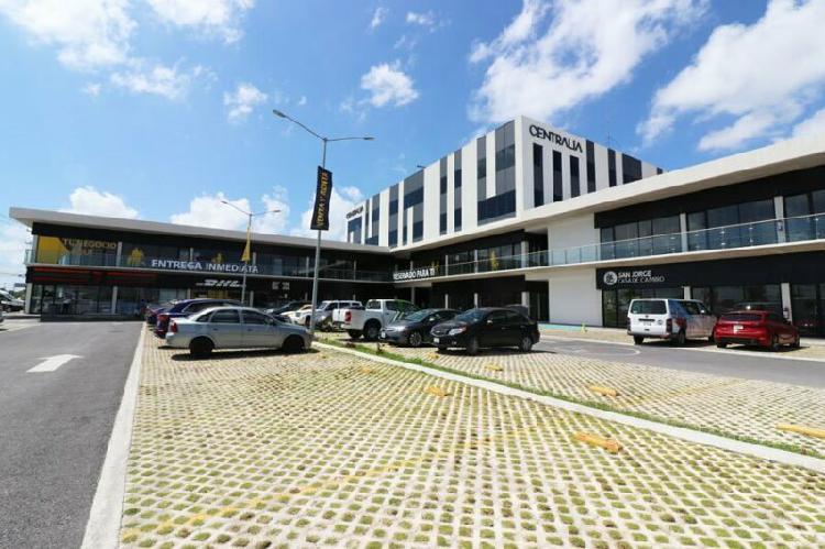 Oficina corporativa en renta en centralia cancun