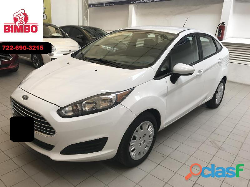 Ford fiesta 2015 full equipo