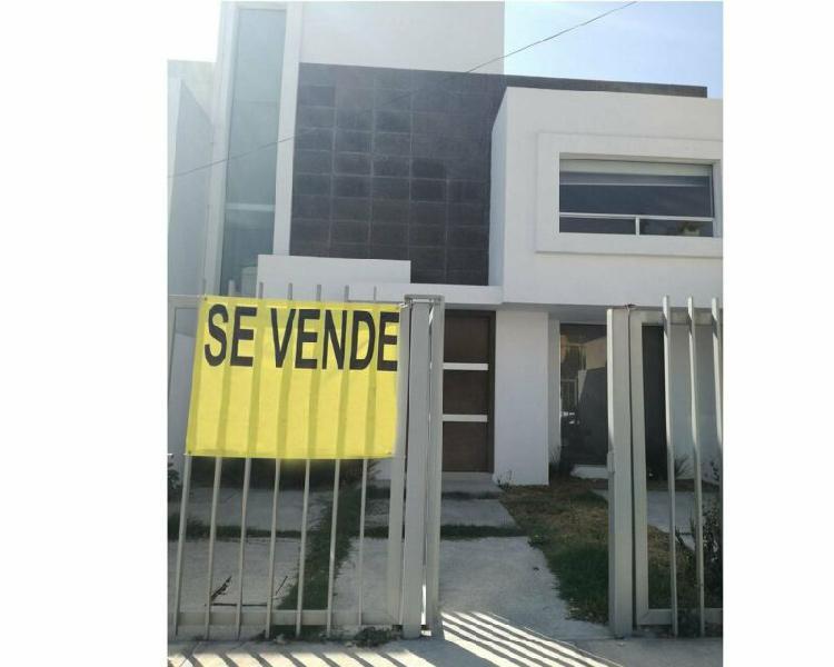 Casa residencial nueva san javier 3rec con acabados de