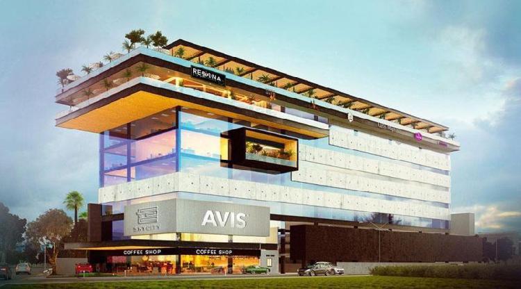 Locales comerciales para restaurantes en skycity al norte de