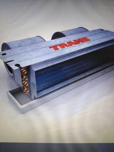 Aire acondicionado, 10 toneladas, trane, fan and coil.