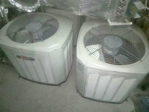 Aire acondicionado, 8 toneladas, trane, fan and coil.