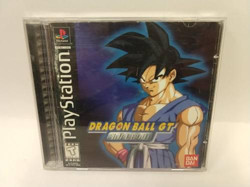 Dragon ball gt final bout ps1 ps2 ps3 juegazo de coleccion!