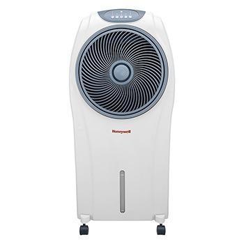 Enfriador aire portátil ventilador cooler honeywell 18 lts